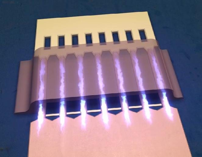 СВЧ электроника на основе (Al)GaN гетероструктур